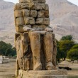 Foto Stock: Colossi of Memnon in Luxor in Egypt