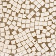 Irregular Mosaic Texture — Stock Photo