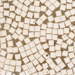 Stock Photo: Irregular Mosaic Texture