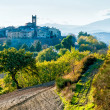 Stock Photo: Village of Montefabbri in Italy