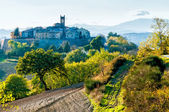 Village of Montefabbri in Italy — Stock Photo