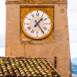 The Clock Tower of Sassocorvaro — Stock Photo