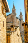 View of Urbino — Stockfoto