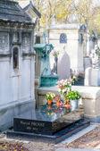 Marcel Proust Tomb — Stock Photo