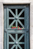 Detail in Pere Lachaise Cemetery — Stock Photo