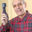 There is a Phone Call for You — Stock Photo