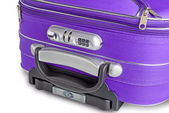 Suitcase Lock Detail — Stock Photo