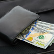 Dollars in a Wallet — Stock Photo #46093767