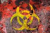 Biohazard Symbol — Stock Photo