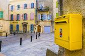 French Postbox — Stock Photo