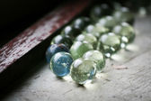 Glass Balls — Stock Photo