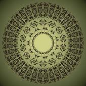 圆形图案 — 图库矢量图片