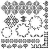 Ornament design — Stock Vector