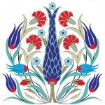 Oriental ottoman design seven — Stock Vector #40465145