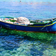Maltese Small Boat - Stock Photo
