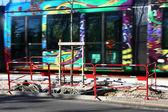 şantiye şehir — Stok fotoğraf