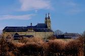 монастырь — Стоковое фото