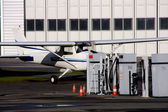 Plane — Stock Photo