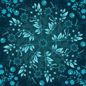 Floral bakgrund, eps10 — Stockvektor