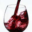 Red wine — Stock Photo #40020701