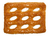 Ruddy biscuits — Stock Photo