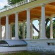 Stock Photo: Old mansion with columns
