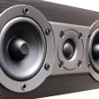 Black loudspeaker — Stock Photo #31414261