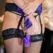 Lingerie-Expo 2013 in Moscow — Stock Photo