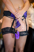 Lingerie-Expo 2013 in Moscow — Stockfoto