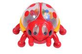 Zabawka biedronka — Zdjęcie stockowe