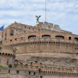 Castel  Sant'Angelo — Stock Photo