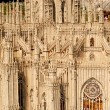 The most famous building in the city of Italy -duomo Milano — Stock Photo #28077035