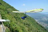 Hang-glider — Stock Photo
