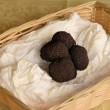 black truffle — Stock Photo