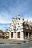 Church Santa Maria de la Spina Pisa,Tuscany Italy — Foto de Stock