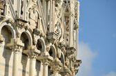 Battistero di San Giovanni - Piazza dei miracoli - (pisa) — Foto Stock