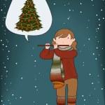 Постер, плакат: Christmas carol