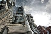 Gehry building in Duesseldorf Germany — Stock Photo