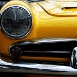 Vintage sportscar — Stock Photo #19867747