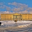 Royal Castle in Oslo — Stock Photo #21489049
