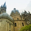 Cathedral of Aix-la-Chapelle — Stock Photo