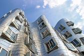 Buildings in Düsseldorf — Stock Photo