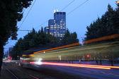 Città di notte — Foto Stock