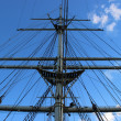 Main mast — Stock Photo #35664881