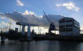 Bremerhaven Havenwelten — 图库照片