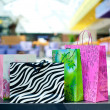 Shopping bags — Stockfoto