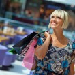 Woman shopping — Stock Photo #19679729
