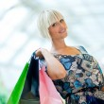 Woman shopping — Stock Photo #19679767