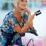 Woman shopping — Stock Photo #19681705