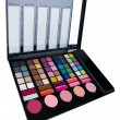 Stock Photo: Professional beauty make up kit